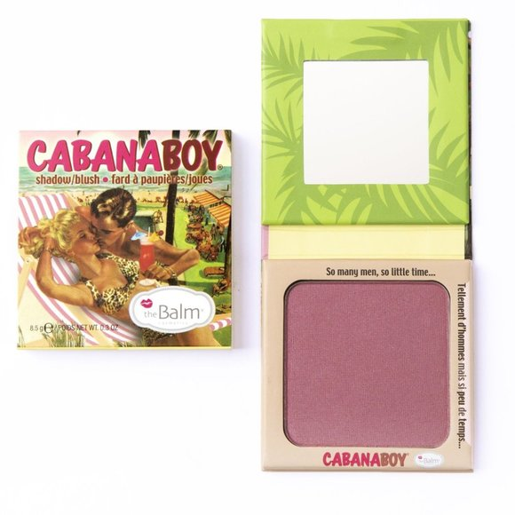 theBalm Other - theBalm CABANABOY Shadow Blush Talc